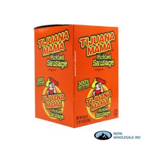 Tijuana Mama 12-2.4Oz Pickled sausage