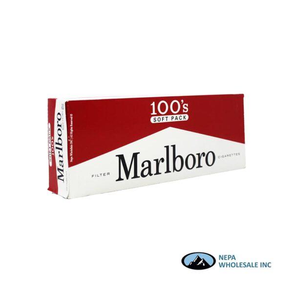 Marlboro100's Soft Red