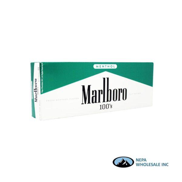 Marlboro 100's Menthol
