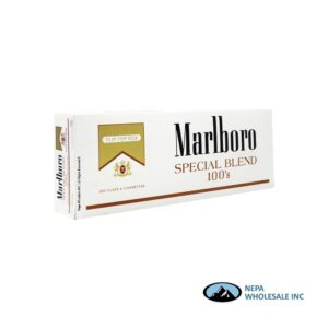 Marlboro 100's Special Blend Gold