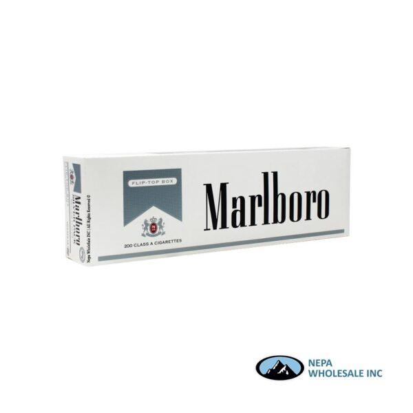 Marlboro King Silver