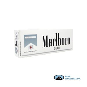 Marlboro 100's Silver