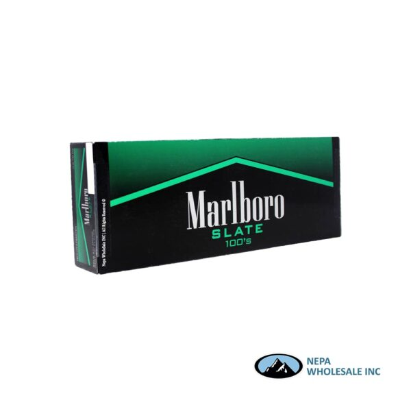 Marlboro 100's Slate