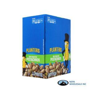 Planters 12-1.75 Oz Dry Roasted Pistachios