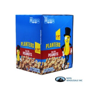 Planters 18-1.75 Oz Salted Peanuts