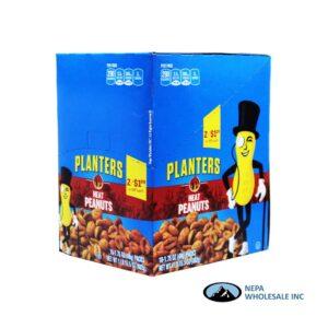 Planters 18-1.75 Oz Heat Peanuts
