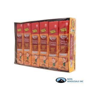 Keebler Cheese & Cheddar Snack Pack 12-1.8 Oz