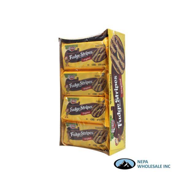 Keebler Fudge Stripes Original 12-1.9 Oz