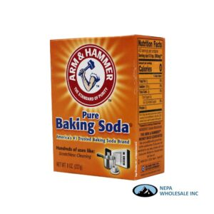 Baking Soda 8 Oz