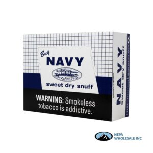 Snuff 12cans Navy