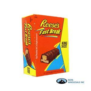 Reese's 18-2Oz Fast Break King Size