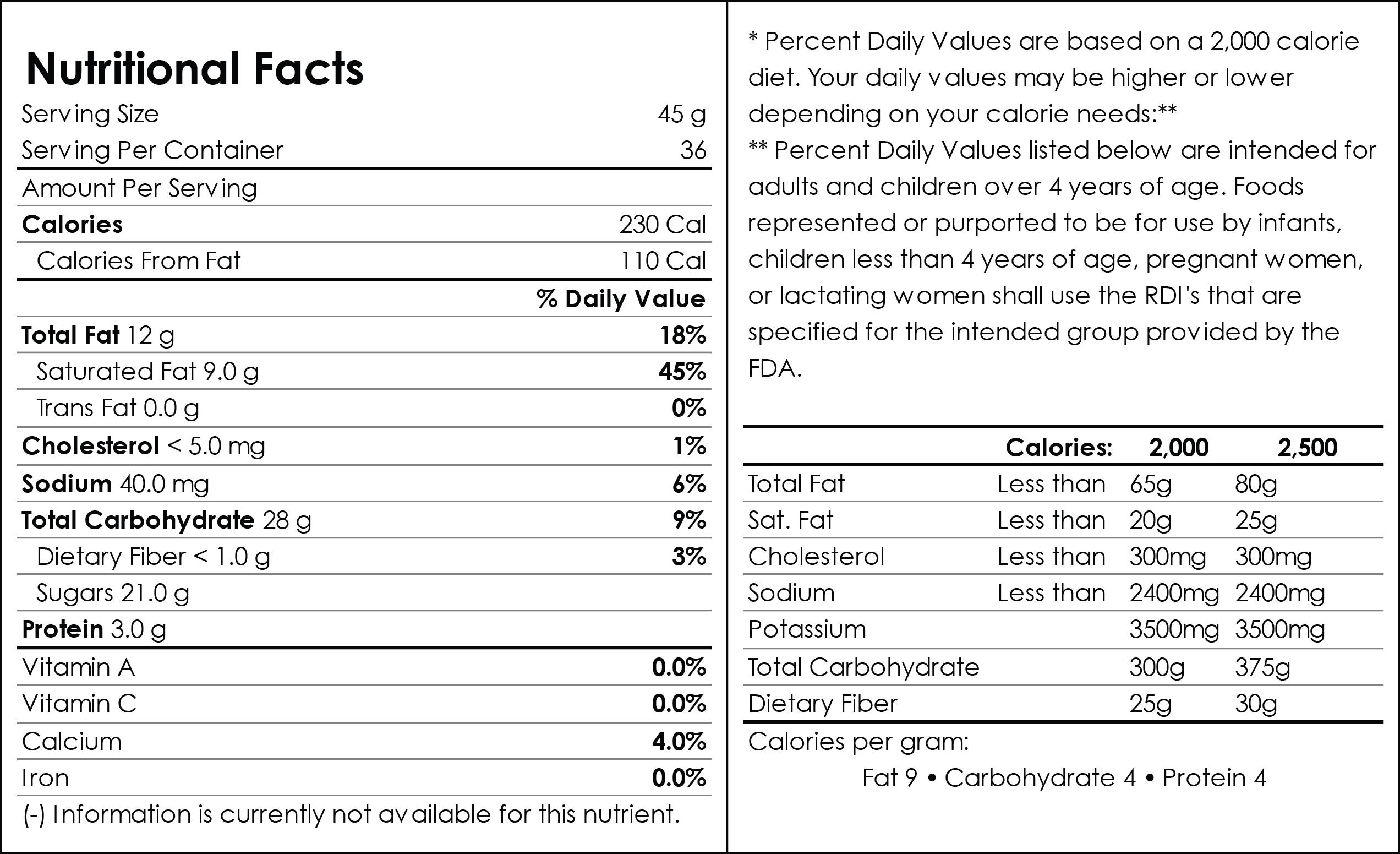Whatchamacallit 36-1.6 Oz