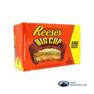 Reese's 16-2.8 Oz Big Cup King Size