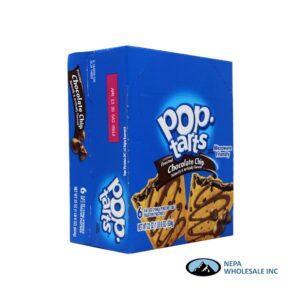 Poptarts 6 PK 3.67Oz Chocolate Chip