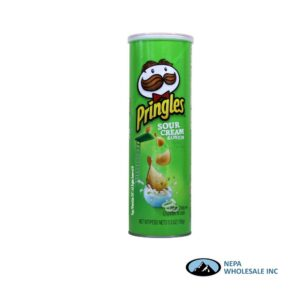 Pringles 5.5oz Big Sour Cream & Onion