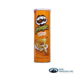Pringles 5.5oz Big Cheddar Cheese