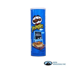 Pringles 5.5oz Big Salt & Vinegar