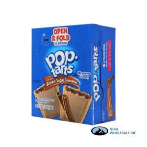 Poptarts 6 PK 3.67Oz Brown Sugar cinnamon