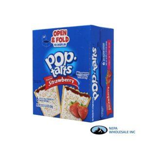 Poptarts 6 PK 3.67Oz Strawberry