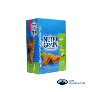 Nutri Grain Apple Cinnamon