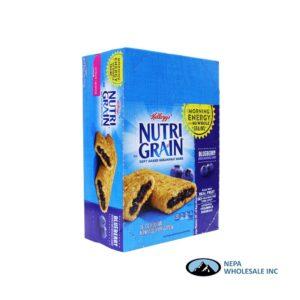 Nutri Grain Blueberry