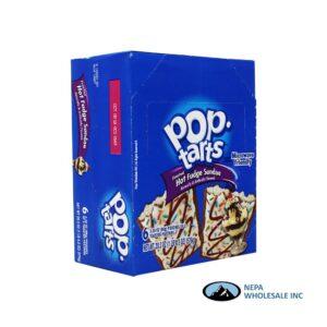 Poptarts 6 PK 3.67Oz Hot Fudge Sundae