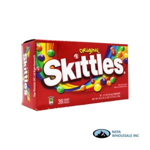 Skittles 36-2.17 Oz Original