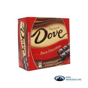 Dove 18-1.44 Oz Dark Chocolate