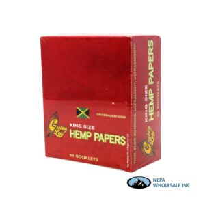 Grabba Leaf Hemp Pappers KS 50 CT