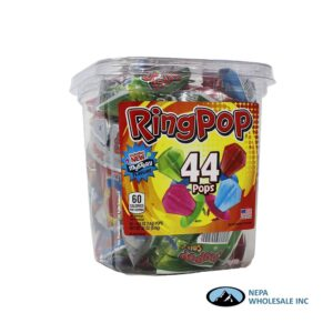 Ring Pop 44 CT Jar
