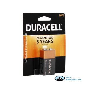 Duracell 9V 1CT Copper Top