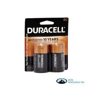 Duracell D 2PK 1CT Copper Top