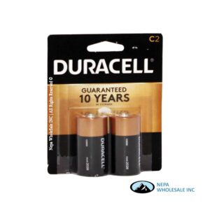 Duracell C 2PK 1CT Copper Top