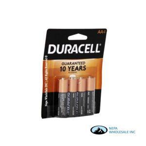 Duracell AA 4PK 1CT Copper Top