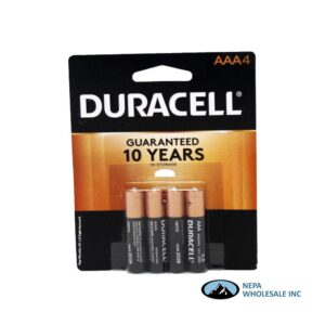 Duracell AAA 4PK 1CT Copper Top