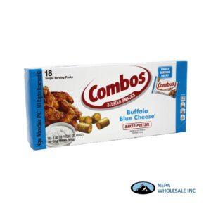 Combos 18-1.8 Oz Buffalo Blue Cheese Pretzel