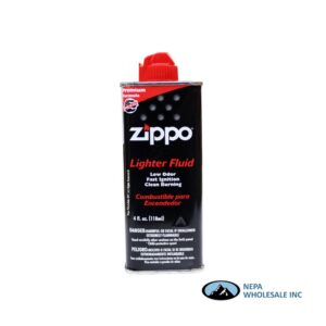 Zippo Lighter Fluid 4oz Single