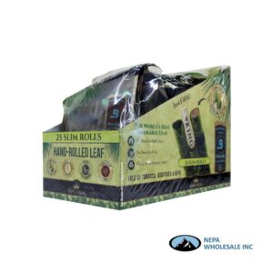 King Palm 25 Slim Rolls - 8 Packs