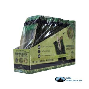 King Palm 3 Slim Rolls-24 Packs