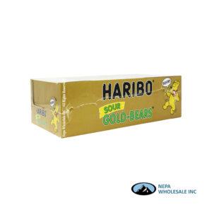 Haribo Gold-Bears 1.8oz 24ct Sour