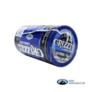 Grizzly 5-1.2Oz Long Cut Mint