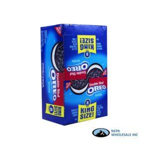 Oreo 10-4.1 Oz Double Stuff King Size