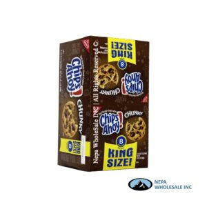 Chips Ahoy 8-4.15oz Chocolate Chunky King Size