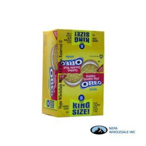 Oreo 10-4 Oz Golden Double Stuf King Size