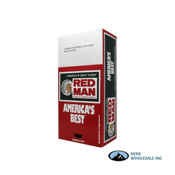 C/T 12-3 Oz Pouches Red Man Green