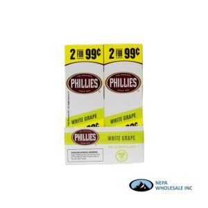 Phillies 2 for $0.99 White Grape