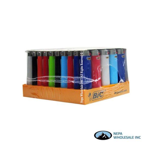 Bic Lighter 50 CT Regular