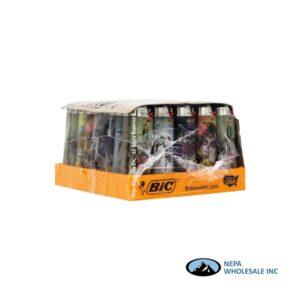 Bic Lighter 50 CT Tattoo Series