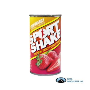 .Sport Shake Strawberry 12-11 Oz