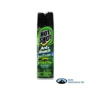 Hot Shot Ant & Roach Unscented 17.5 Oz